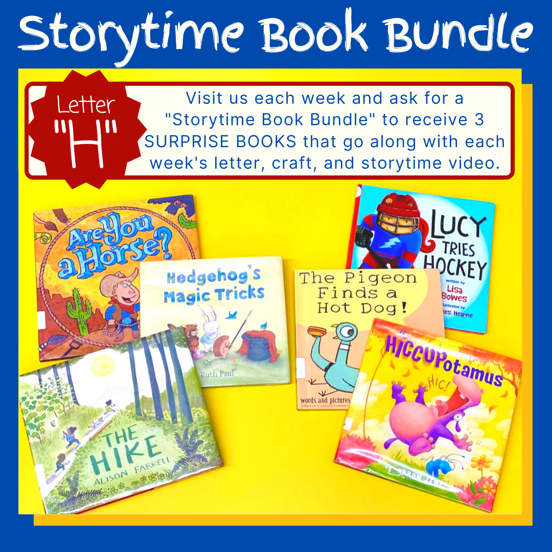 Storytime Book Bundle H