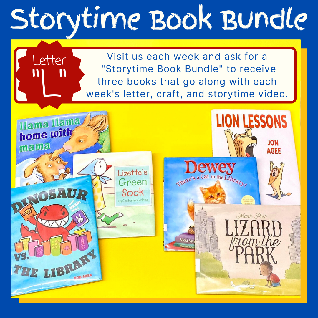 Storytime Book Bundle L